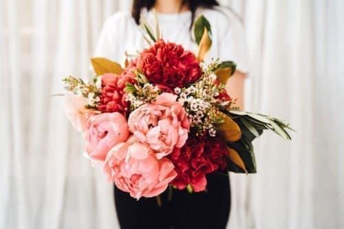 Fresh Flower Bouquet by Ruby Oak Floristry